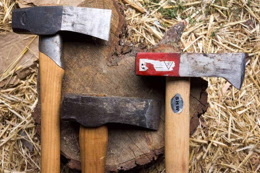 Splitting Axe Review: 3 Axes + 3 Mauls