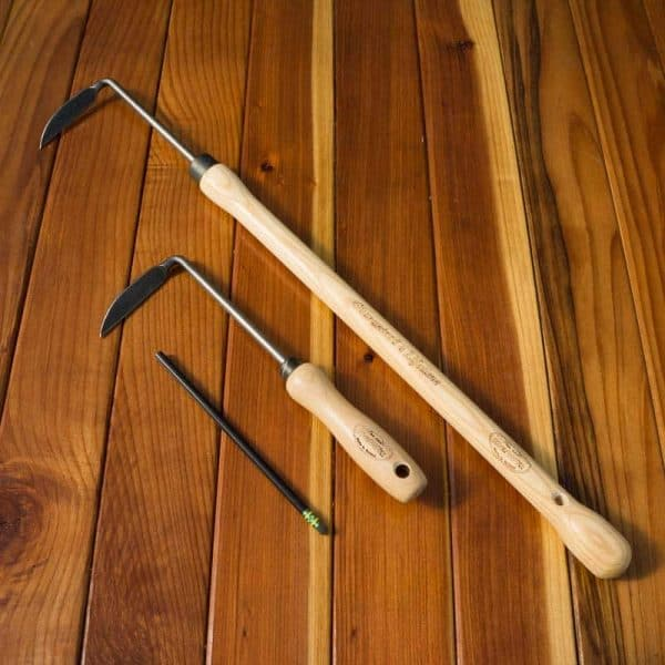 Dewit Cape Cod Weeder - Comparison Main - best weeding tool for small weeds in cultivated ground