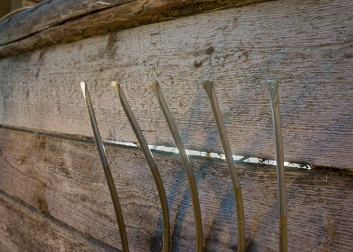 SHW Compost Fork Tines Detail