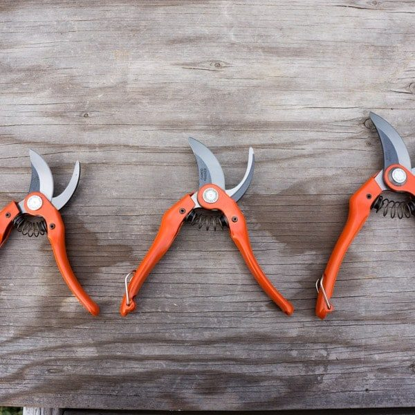 Bahco Pruners - All Metal Pruners Open Comparison
