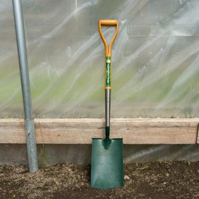 Clarington Forge Garden Spade Main
