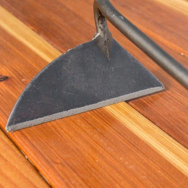 Dewit Dutch Hoe Blade Detail