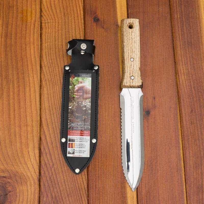 Hori Hori Knife – Stainless Steel