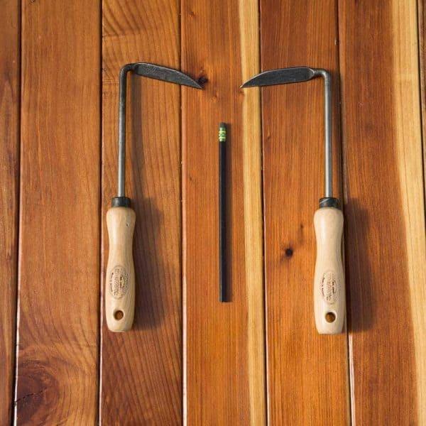 Dewit Cape Cod Weeder - Short Left Right Pencil Full