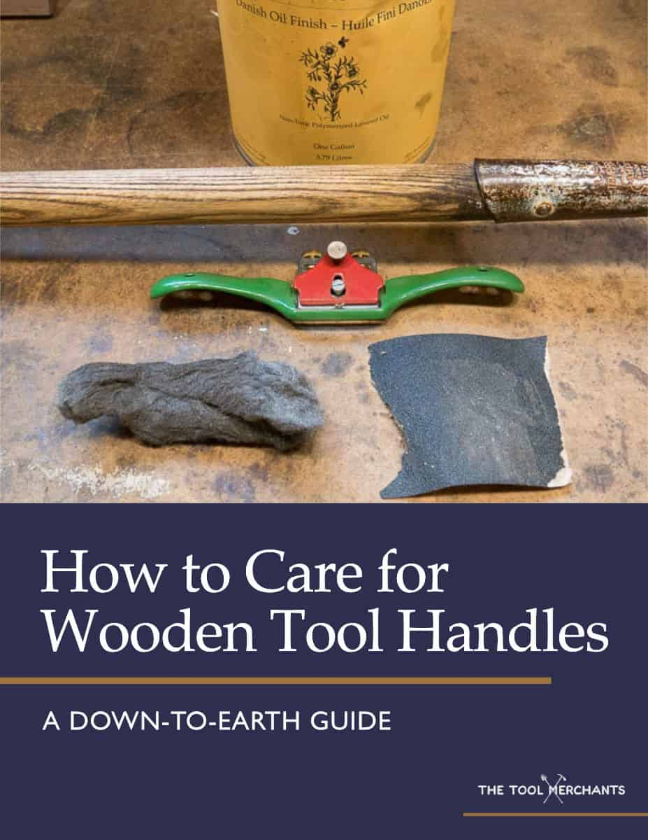 Wooden Handle Care Ebook Cover