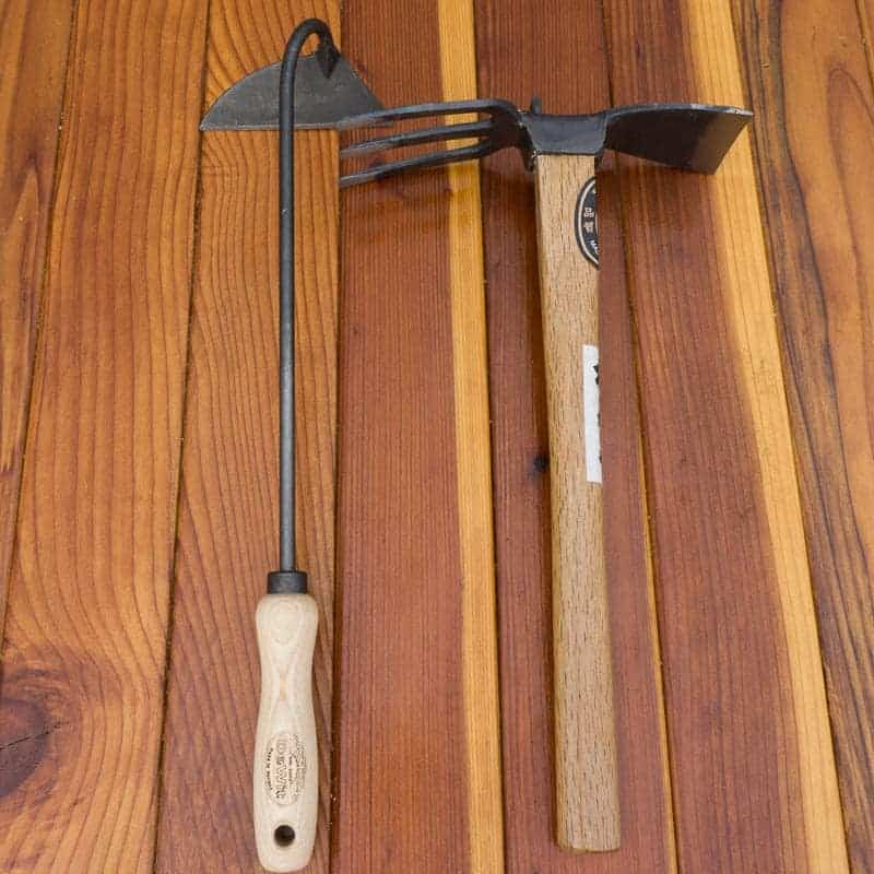 Short handle garden tools set the tool merchants for Best garden tools brand