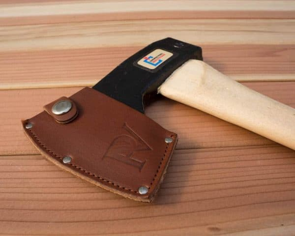 Council Tool Hudson Bay Axe w-Sheath