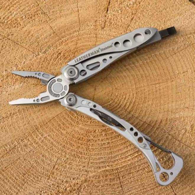 Leatherman Skeletool Pliers 1