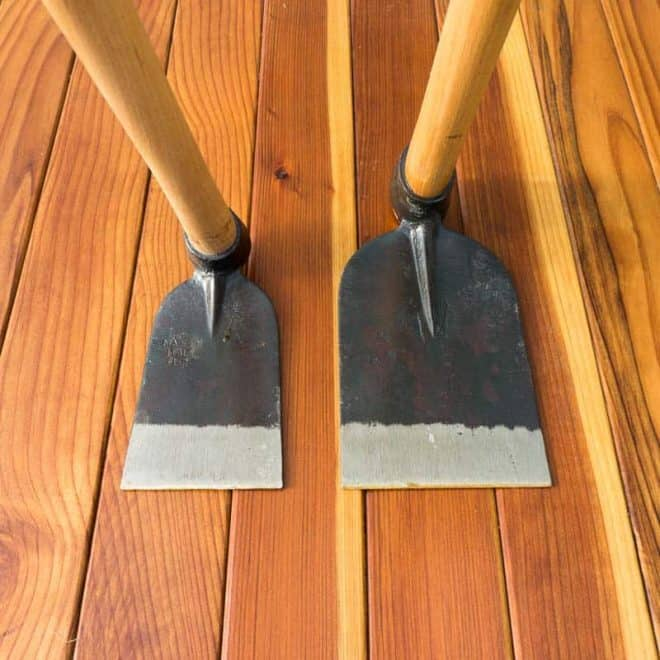 Falci Grub Hoe Main 1 - Best Weeding tool for large weeds and more