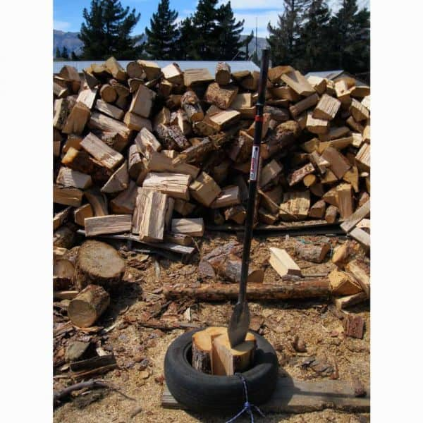 The Slammer Tool Woodpile