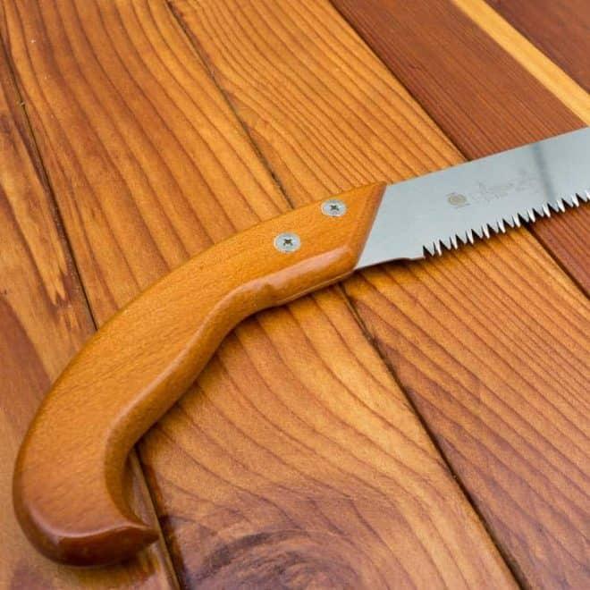 Japanese pruning saw - gyokucho-kobiki-5