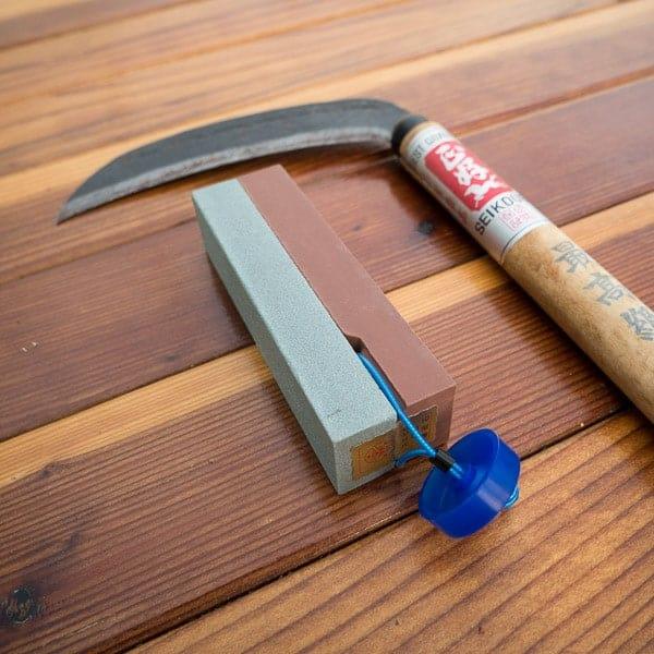 Suehiro Compact Sharpening Stone 4